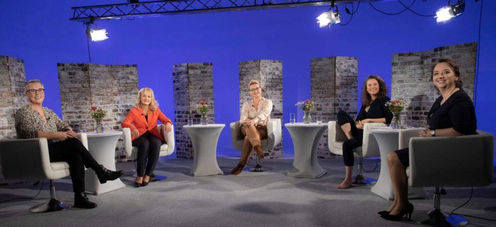 Dipl. Kauffrau (Univ.) Walentina Sommer Interview in der Sendung Wege zum Erfolg